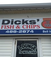 Dicks's Seaview Lounge & Restaurant