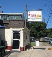 Teds' Restaurant-World Famous Hamburgers