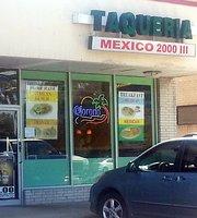 Taqueria Mexico 2000 III