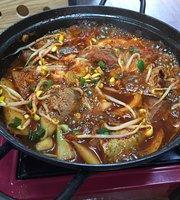 Hae Bear Hangover Cure Soup