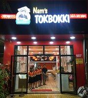Nam's Tokbokki