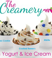The Creamery Frozen Yogurt & Ice Cream Shoppe
