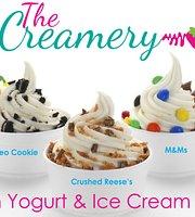 The Creamery Frozen Yogurt & Ice Cream Shoppe