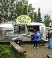 Talkeetna Spinach Bread