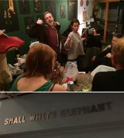 Small White Elephant