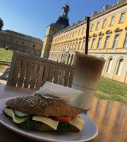 Infopunkt Mit Faz-Cafe / Uni Bonn
