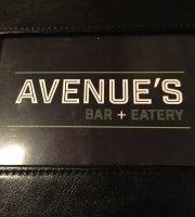 Avenue's Bar + Eatery