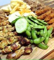 Chicken Leg Satay Bar