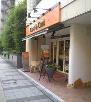 Cafe de Crie Mita 2-Chome