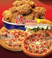 ‪Makdas Fried Chicken & Pizza‬
