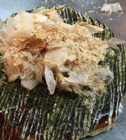 Kansai Style Okonomiyaki Maido