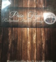 Paso Fino Hispanic Dinning Bar & Lounge