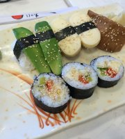 Sushi Landvetter