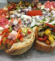 Ristorante pizzeria la Gioconda guarda Napoli