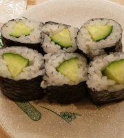 Kappa Sushi Nishikyogoku