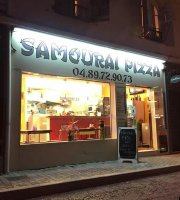 Samourai Pizza & Burger
