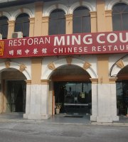 Ming Court Chinese restaurant