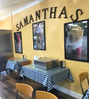 Samantha's Ice Cream Parlor