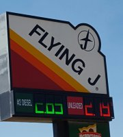 Flying J Travel Plaza - Hot Food and Pizza