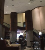 Lobby Lounge at JW Marriott Hotel New Orleans
