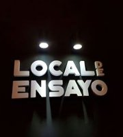 Local de Ensayo