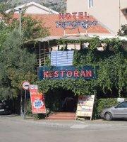 Restaurant Kangaroo Budva
