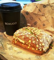 Benugo - St Pancras International