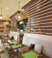 "Yoga Cafe 'Shanti"""