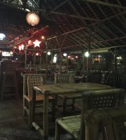Bamboo Beach Bar Pangadaran