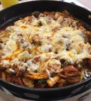 Omaya chun chuan Stir Chicken