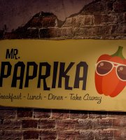 Mr. Paprika