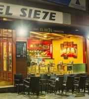 Café Cervecería El SIE7E