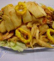 Restaurante El Rey de la Gamba Puerto Olimpico