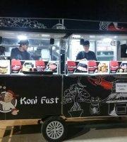 Kony Fast Food