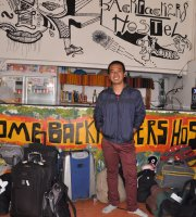 Sihome Backpackers Cafe