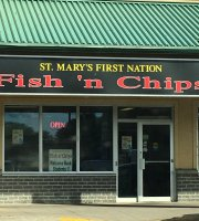 St. Mary's First Nation Fish 'n Chips