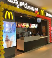 McDonalds Mall of Mysore