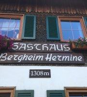 Berggasthaus Hermine  Klaus & Helga Frey