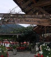 Feuriger Tatzlwurm