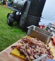Smoked Pig BBQ Kiosk