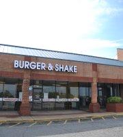 Burger & Shake #8