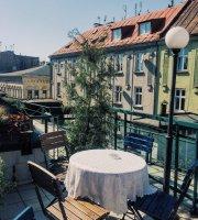 Ogród na Dachu Kazimierza Cafe
