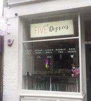 Five Degrees Cafe