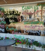 M & M Courtyard Cafe & Coffeehouse