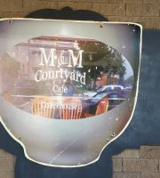 M & M Courtyard Cafe & Coffeehouse