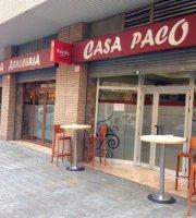 Braseria Arroceria Casa Paco