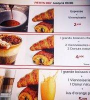 Le Club Sandwich Café Nice Gare