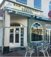 Cafeteria Restaurante Teruel
