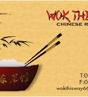 Wok This Way Chinese Restaurant
