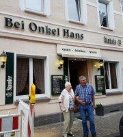 Bei Onkel Hans